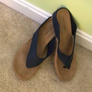 Predictions comfort plus thong sandals. Sold